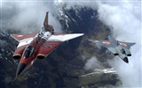 Military fighter HD widescreen wallpapers #18