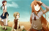 Spice and Wolf HD wallpapers #5