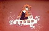 Spice and Wolf HD wallpapers #6