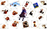 Spice and Wolf HD wallpapers #11