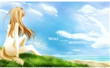 Spice and Wolf HD wallpapers #16