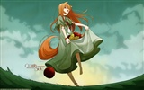 Spice and Wolf HD wallpapers #17