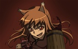 Spice and Wolf HD wallpapers #19