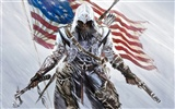Assassin's Creed 3 刺客信条3 高清壁纸