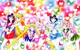 Sailor Moon fonds d'écran HD #1