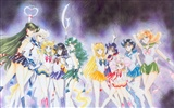 Sailor Moon fonds d'écran HD #7