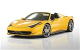 Ferrari 458 Italia spider 2012 HD wallpapers