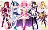 Puella Mages Madoka Magica HD wallpapers