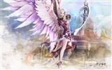 Aion Beautiful Girls HD Wallpaper (1)