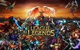 League of Legends game HD wallpapers