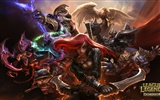 League of Legends Spiel HD Wallpaper #9