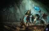 League of Legends Spiel HD Wallpaper #10