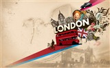 London 2012 Olympics theme wallpapers (1) #15