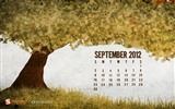 September 2012 Kalender Wallpaper (1)