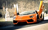 2012 Lamborghini Aventador LP700-4 HD Wallpaper #26