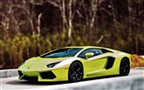 2012 Lamborghini Aventador LP700-4 HD Wallpaper #33