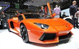 2012 Lamborghini Aventador LP700-4 HD Wallpaper #34