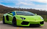 2012 Lamborghini Aventador LP700-4 HD Wallpaper #45