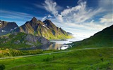 Windows 7 Wallpapers: Nordic Landscapes