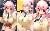 Super-Sonico HD anime wallpapers #4