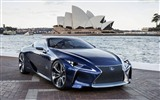 2012 Lexus LF-LC Blue concept HD Wallpaper