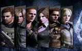 Resident Evil 6 HD game wallpapers #2