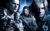 Resident Evil 6 HD game wallpapers #9
