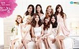 Girls Generation ACE and LG endorsements ads HD wallpapers