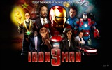 Iron Man 3 HD wallpapers #2