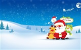 Merry Christmas HD Wallpaper Featured #17