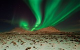 Natural wonders of the Northern Lights HD Wallpaper (2) #6