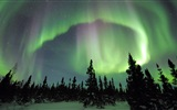 Natural wonders of the Northern Lights HD Wallpaper (2) #9