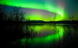 Natural wonders of the Northern Lights HD Wallpaper (2) #12