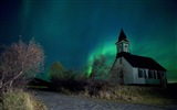 Natural wonders of the Northern Lights HD Wallpaper (2) #14