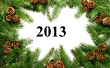 2013 Silvester Thema kreative Tapete (1) #20