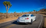 2013 Nissan GT-R R35 USA version HD wallpapers #4