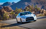 2013 Nissan GT-R R35 USA version HD wallpapers #9