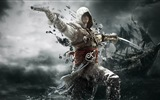 Creed IV Assassin: Black Flag HD wallpapers #8