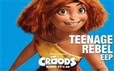 V Croods HD Movie Wallpapers #10