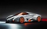 Lamborghini Egoista Konzept Supersportwagen HD Wallpaper