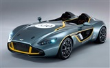 2013 Aston Martin CC100 Speedster Concept HD wallpapers #5
