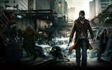 Watch Dogs 2013 game HD wallpapers #1