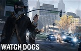 Watch Dogs 2013 game HD wallpapers #4