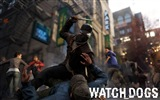 Watch Dogs 2013 game HD wallpapers #7