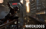 Watch Dogs 2013 game HD wallpapers #19