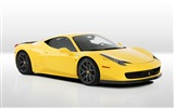 2013 Ferrari 458 Italia with 458-V supercar HD wallpapers