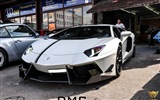2013 Lamborghini Aventador LP900 SV Limited Edition HD обои