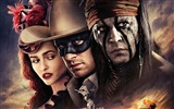 The Lone Ranger HD movie wallpapers