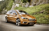 2013 BMW Concept Active Tourer HD wallpapers