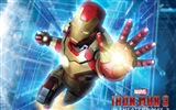 2013 Iron Man 3 newest HD wallpapers #9